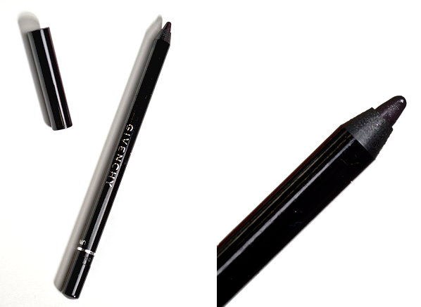 Makeup - GIVENCHY Lip Liner in Noir Revelateur Product Image & Close Up