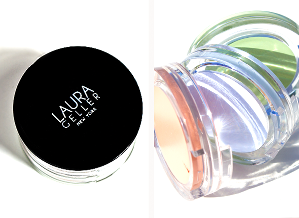Makeup - Laura Geller Filter Corrector Color Perfecting Balm Close Up Image