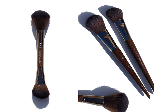 MAKE UP FOR EVER Artist Brushes in L-R 158, 156, 150