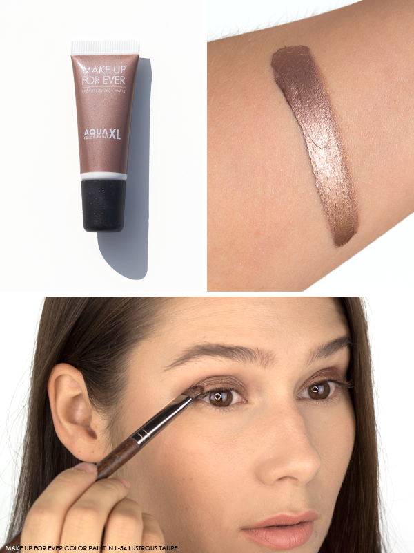 MAKE UP FOR EVER Color Paint in L-54 Lustrous Taupe