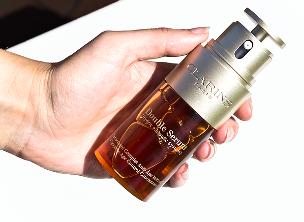Understanding The Clarins Double Serum...