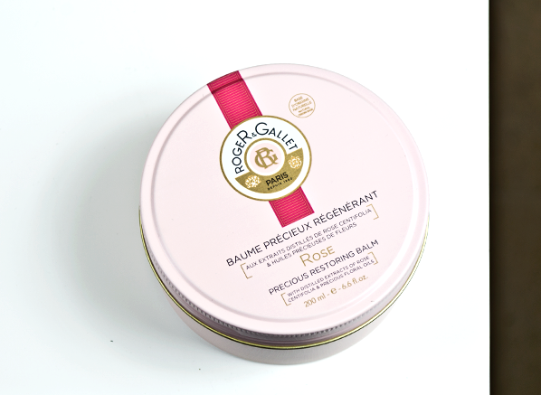 Roger & Gallet Rose Precious Restoring Body Balm Product Shot