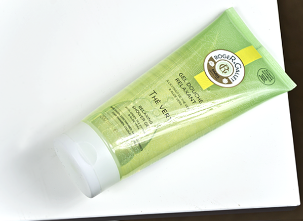 Roger & Gallet The Vert Relaxing Shower Gel Shower Gel