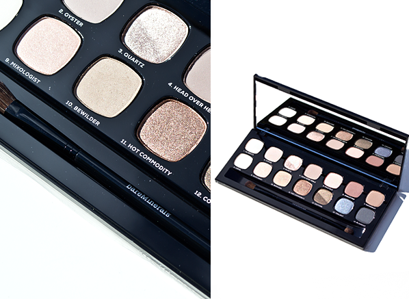 Makeup - bareMinerals Ready The Bare Naturals Eyeshadow Palette Close Up Image