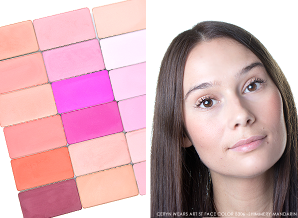 MAKE UP FOR EVER Artist Face Color Blusher Shades