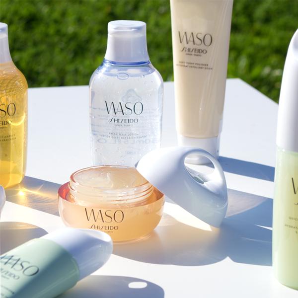How Shiseido WASO Works