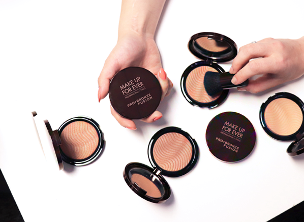 MAKE UP FOR EVER Pro Bronze Fusion...
