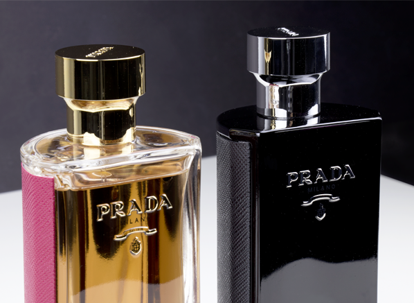 Prada La Femme Intense and L'Homme Intense