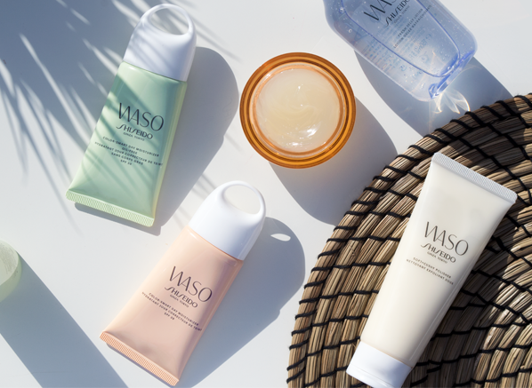 Introducing Shiseido WASO