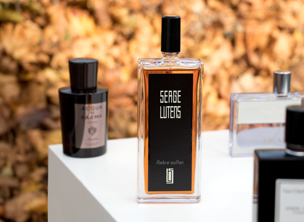 Autumnal Amber Fragrances