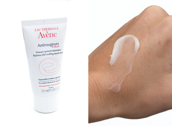 Avene-Antirougeurs-Calm-Soothing-Repair-Mask
