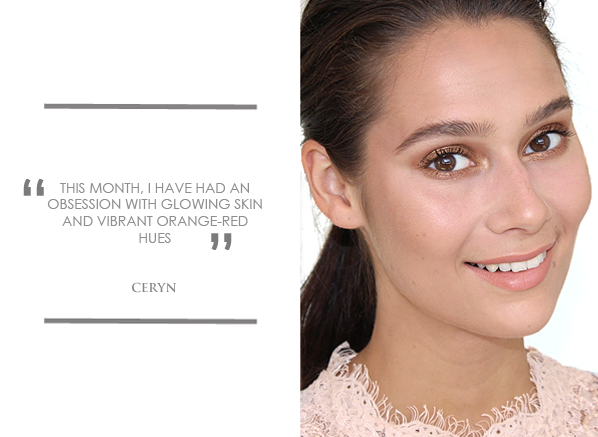 Beauty Team Member Quote - Ceryn October 2017