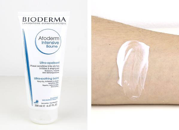 Atoderma Intensive Balm Texture Swatch