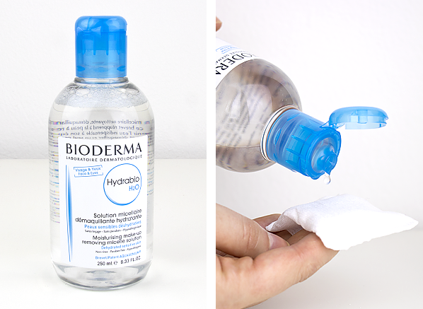 Bioderma Hydrabio H2O - Micelle Solution Texture