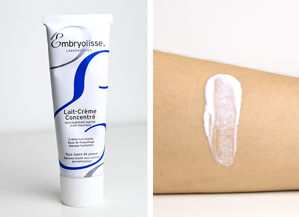 Embryolisse Lait-Crème Concentré Product Image and Texture Close Up
