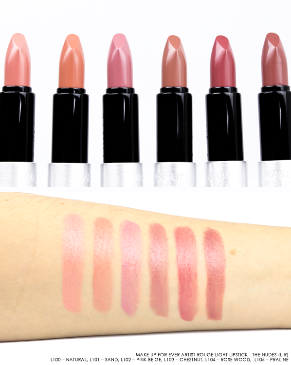 MAKE-UP-FOR-EVER-ARTIST-ROUGE-LIGHT-LIPSTICK-THE-NUDES-L-R-L100-–-Natural-L101-–-Sand-L102-–-Pink-Beige-L103-–-Chestnut-L104-–-Rose-Wood-L105-–-Praline-Shades.png