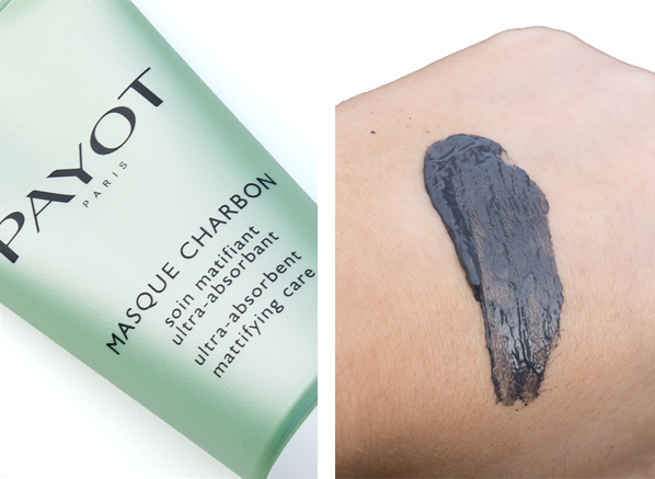 PAYOT Charcoal Mask Texture Image