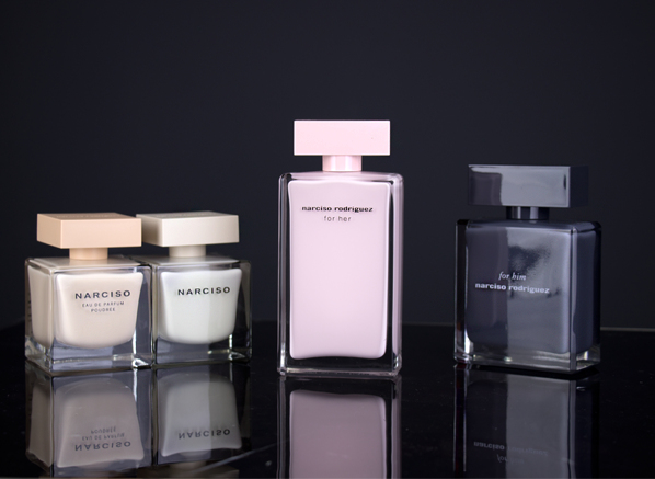 The Narciso Rodriguez Fragrance...