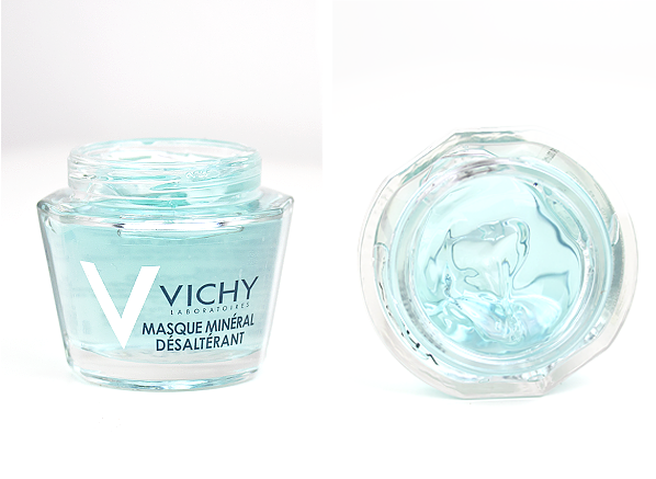 Vichy Quenching Mineral Mask Texture Image