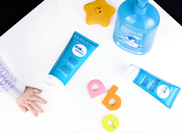 An Introduction To Bioderma ABC Derm Baby Skincare
