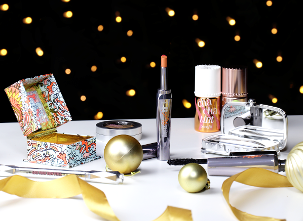 Win Your Christmas Party Makeup with...