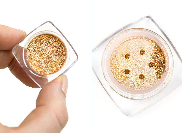 MAKE UP FOR EVER Diamond Powder in 4 - Bronze