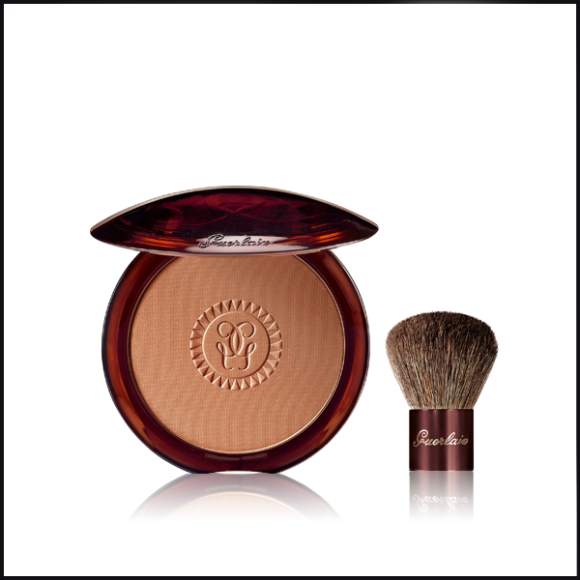 GUERLAIN Terracotta The Bronzing Powder Set in 03 Natural Brunettes - Escentual Black Friday Offer