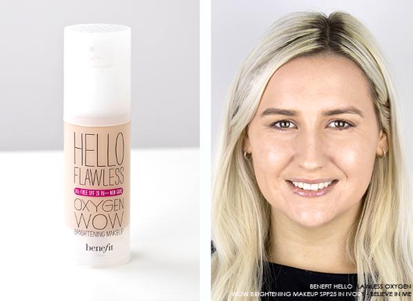 Hello Flawless Oxygen WOW Brightening Makeup SPF25 Ivory - Believe In Me