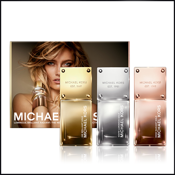 Michael Kors Gold Collection Gift Set - Black Friday