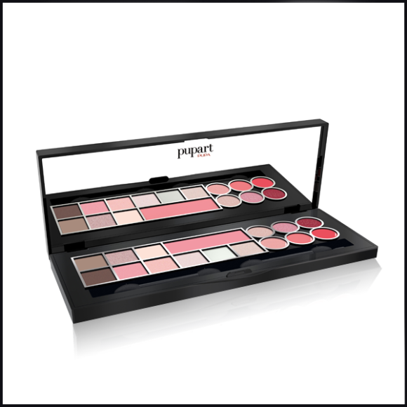 Pupa Pupart Make Up Palette - Escentual Black Friday Makeup Offer
