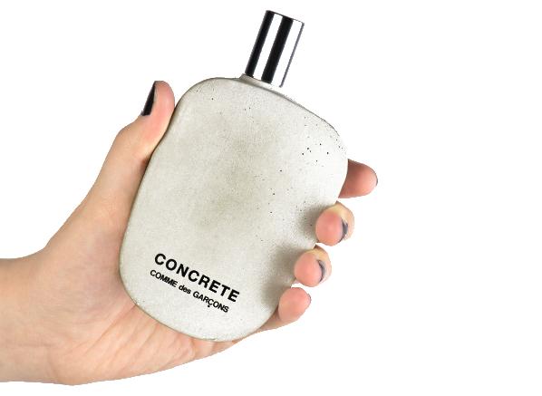 Comme des Garçons Concrete Eau de Parfum Spray Bottle Image