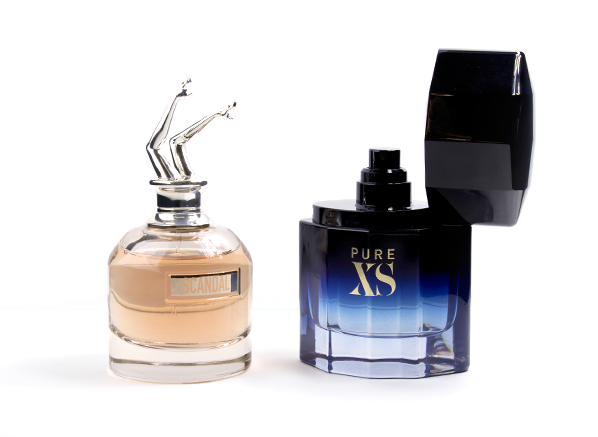 Paco-Rabanne-PURE-XS-and-Jean-Paul-Gaultier-Scandal