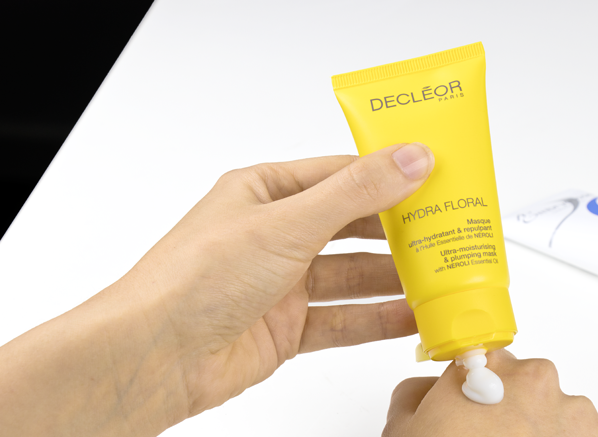 DECLEOR-Hydra-Floral-Plumping-Mask-Texture