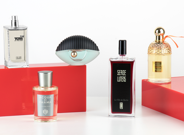 Fragrances to Match Your New Year&...