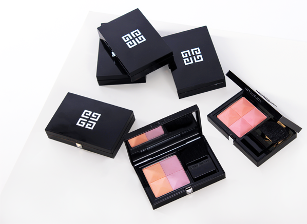 GIVENCHY Prisme Blush Swatches