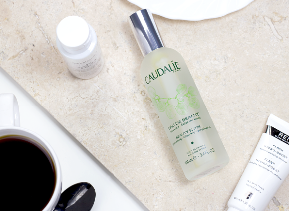 Boost Tired Skin - Caudalie Beauty Elixir