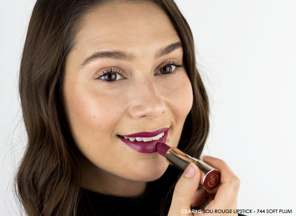 Clarins-Joli-Rouge-Lipstick-in-744-Soft-Plum-Lip-Swatch