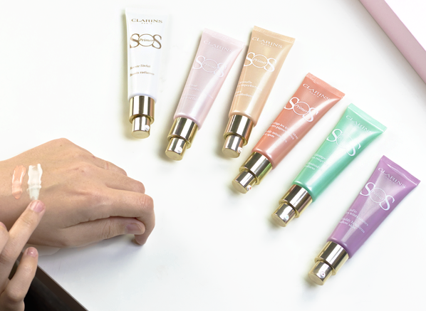 Why You Need To Try The Clarins SOS...