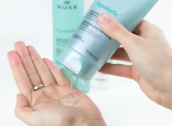 Nuxe-Aquabella-Micro-Exfoliating-Purifying-Gel-Daily-Use