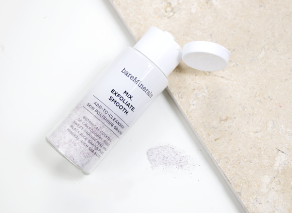 bareMinerals Mix Exfoliate Smooth Add-To-Cleanser Skin Polishing Grains - 5 Instant Boosts for Tired Skin - Escentual Beauty Buzz