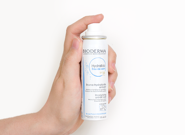Bioderma Hydrabio Eau de Soin SPF30 Moisturising Anti-UV Spray