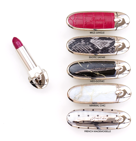 The Complete Guide To Guerlain Rouge G Lipstick