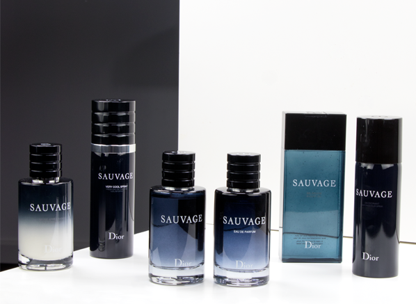 Choose Your DIOR Sauvage Fragrance