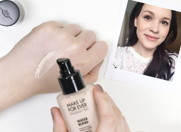 MAKE UP FOR EVER Water Blend Foundation - Emma Lynham - Most Repurchased Products