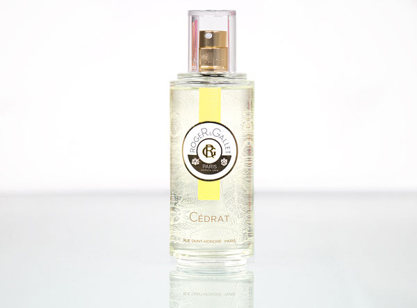 Roger & Gallet Cedrat Citron Eau de Cologne Review Fragrance Fragrant Wellbeing Water