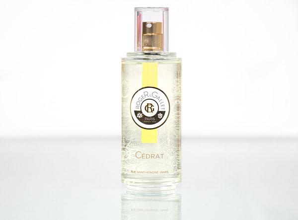 Roger & Gallet Cedrat Citron Eau de Cologne Review Fragrance Fragrant Wellbeing Water