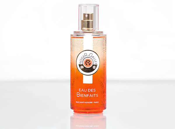 Roger & Gallet Eau de Bienfaits Hydrating Eau de Cologne Review Fragrance Fragrant Wellbeing Water