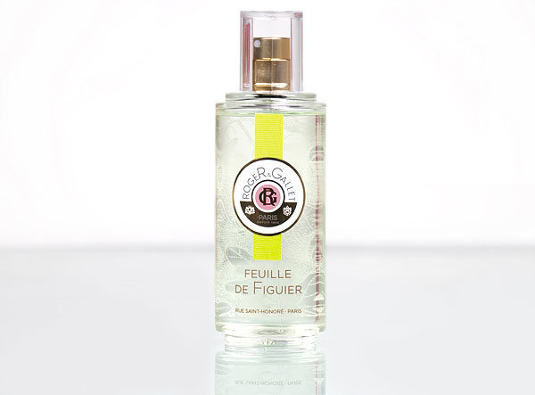 Roger & Gallet Feuille de Figuier Eau de Cologne Review Fragrance Fragrant Wellbeing Water