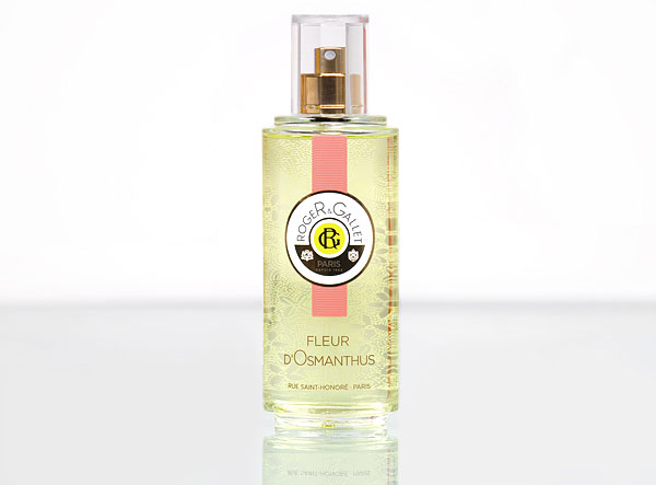 Roger & Gallet Fleur d'Osmanthus Eau de Cologne Review Fragrance Fragrant Wellbeing Water