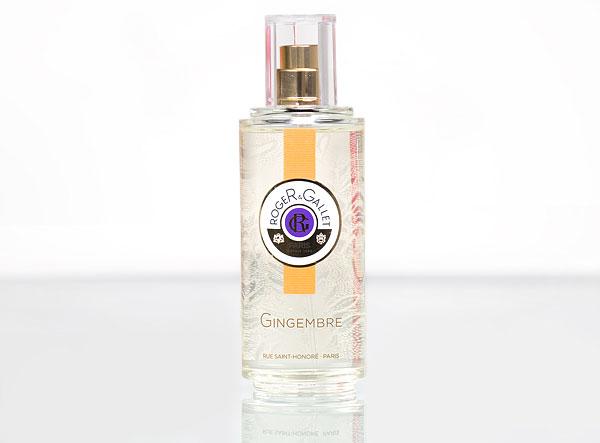 Roger & Gallet Ginger Gingembre Eau de Cologne Review Fragrance Fragrant Wellbeing Water